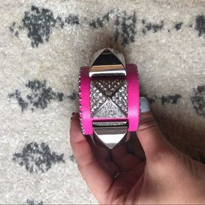 Juicy couture stud bracelet